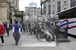 Un viaje al pasado por las calles de Londres gracias a las nuevas tecnologías(FOTOS)